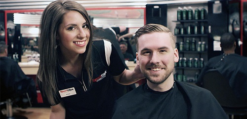 Sport Clips Haircuts of Eagan​ stylist hair cut